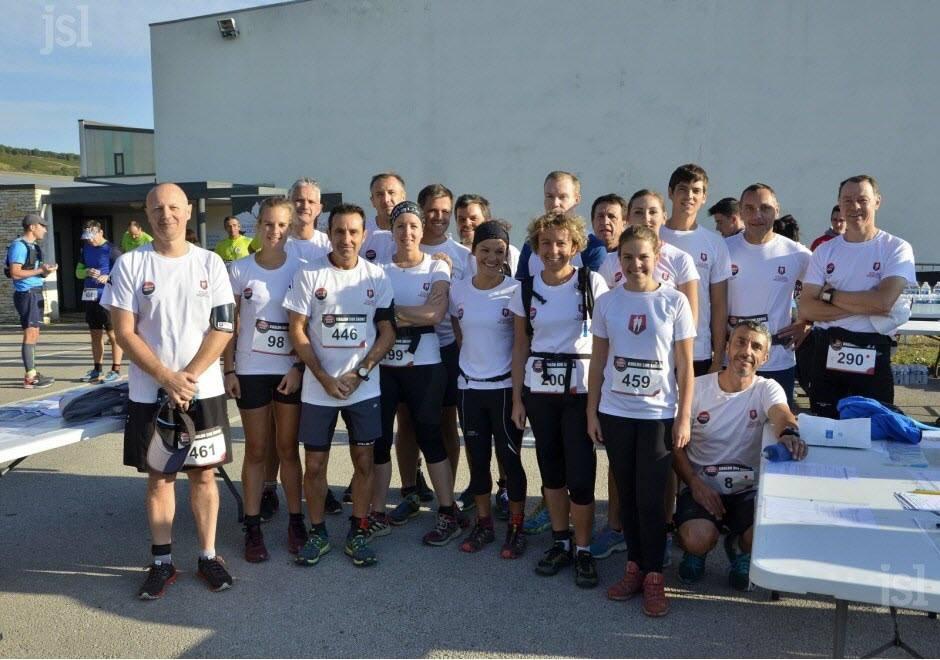 Trail de la Chaume 2018 à Givry