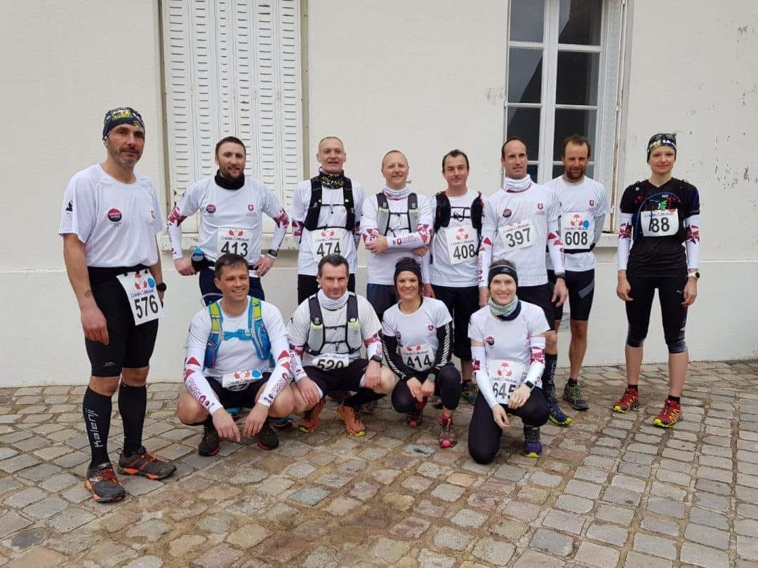 Trail des 3 Châteaux 2019 au Creusot